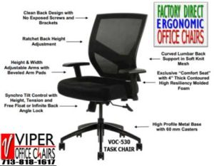 Best Office Chairs For Sale In Houston, Texas