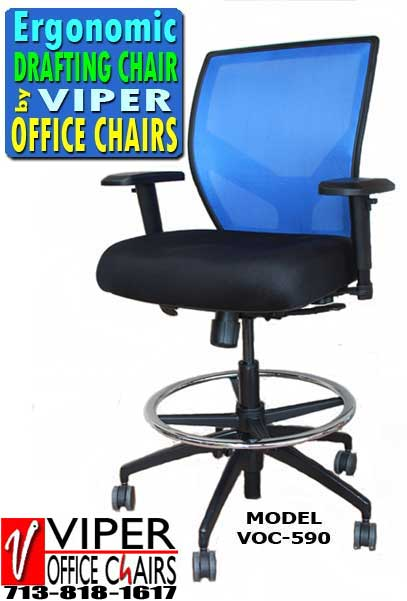 Ergonomic Drafting Chairs For Sale In Galveston, Texas